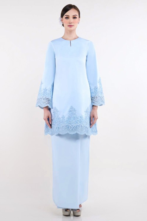 Adaure Brides in Baby Blue