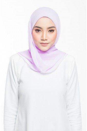 Mia Shawl in Light Purple