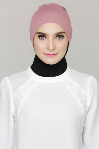 Rania Inner Cap in Purple