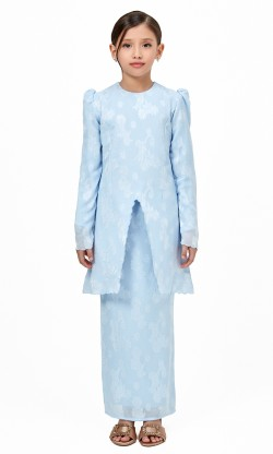 Teratai Luxe Kids in Baby Blue