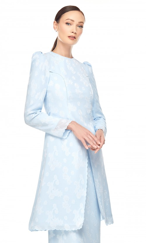Teratai Luxe in Baby Blue