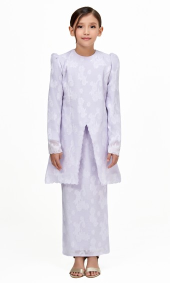 Teratai Luxe Kids in Light Purple