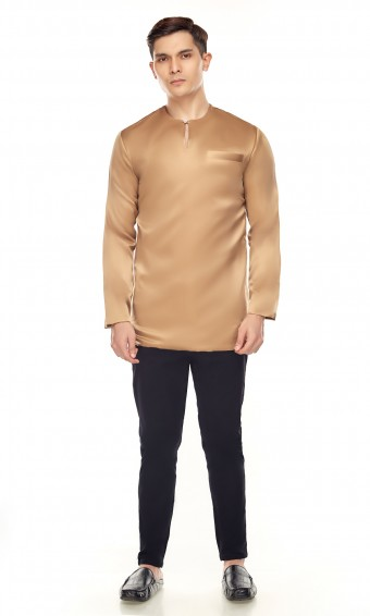 Umar Kurta in Golden Rod