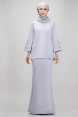 Edith Kurung in Light Purple