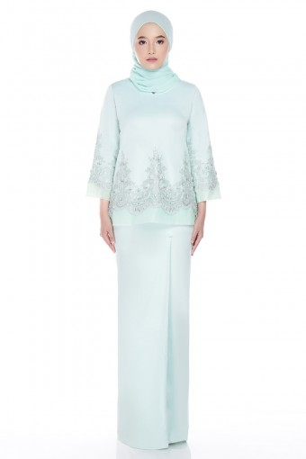 Areta Brides In Mint Green