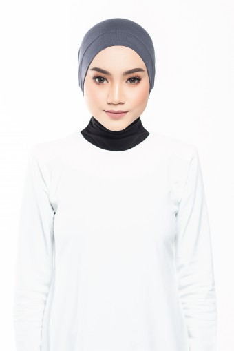 Rania Inner Cap in Grey