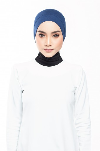 Rania Inner Cap in Blue