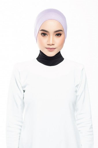 Rania Inner Cap in Light Purple