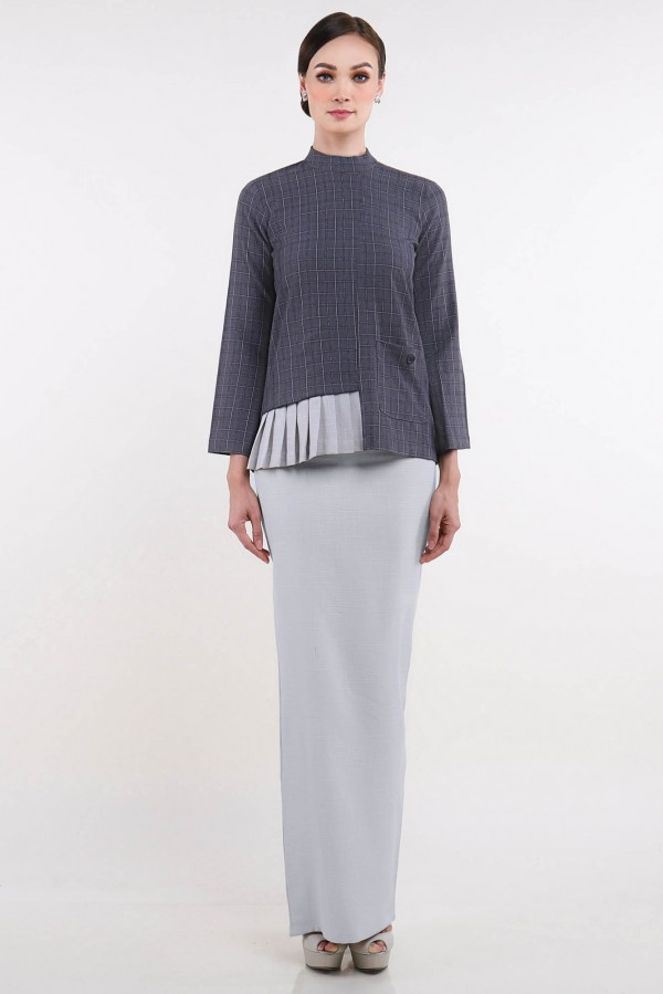Souffle Merel in Grey