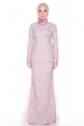 Harida Brides in Pastel Pink