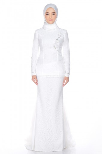 Harida Brides in Off-White