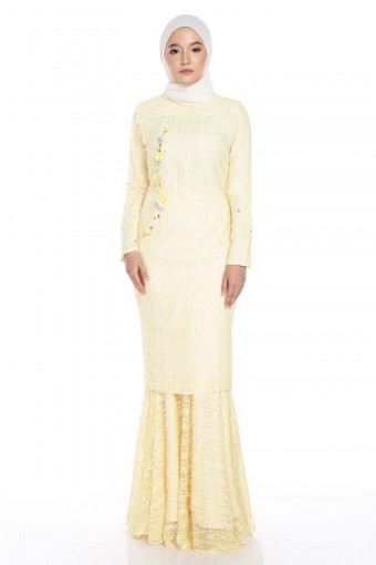 Tiana Brides in Laguna Yellow